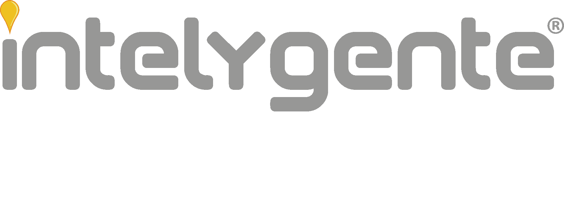 Logo for Intelygente, providing Video Production Services in Colombia